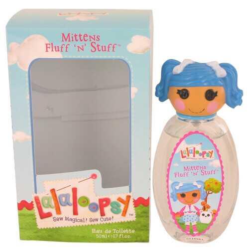 Lalaloopsy by Marmol & Son Eau De Toilette Spray (Fluff n Stuff) 1.7 oz (Women)