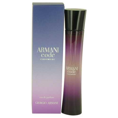 Armani Code Cashmere by Giorgio Armani Eau De Parfum Spray 2.5 oz (Women)