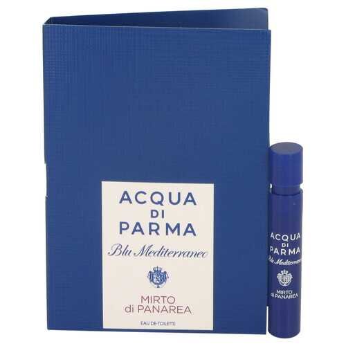 Blu Mediterraneo Mirto Di Panarea by Acqua Di Parma Vial (sample) .04 oz (Women)