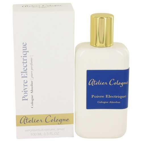 Poivre Electrique by Atelier Cologne Pure Perfume Spray (Unisex) 3.3 oz (Women)