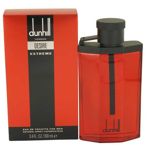 Desire Red Extreme by Alfred Dunhill Eau De Toilette Spray 3.4 oz (Men)