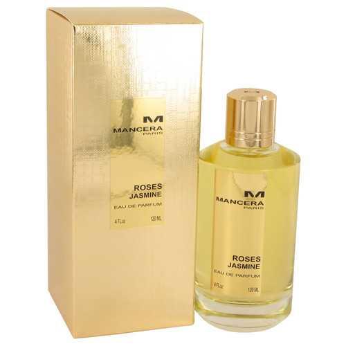 Mancera Roses Jasmine by Mancera Eau De Parfum Spray 4 oz (Women)
