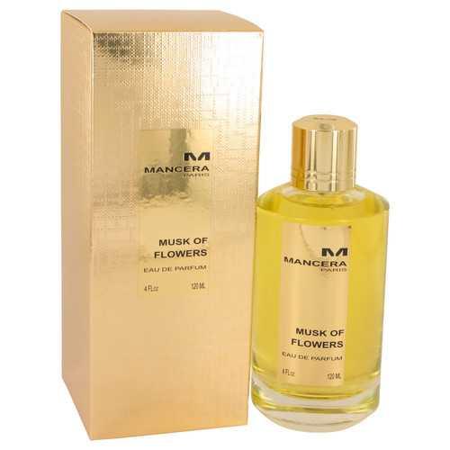 Mancera Musk of Flowers by Mancera Eau De Parfum Spray 4 oz (Women)