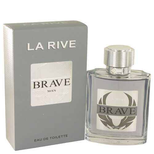La Rive Brave by La Rive Eau DE Toilette Spray 3.3 oz (Men)