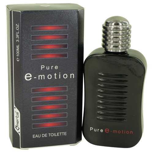 La Rive Pure emotion by La Rive Eau De Toilette Spray 3.3 oz (Men)