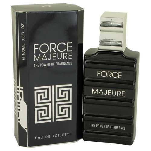 Force Majeure by La Rive Eau DE Toilette Spray 3.3 oz (Men)