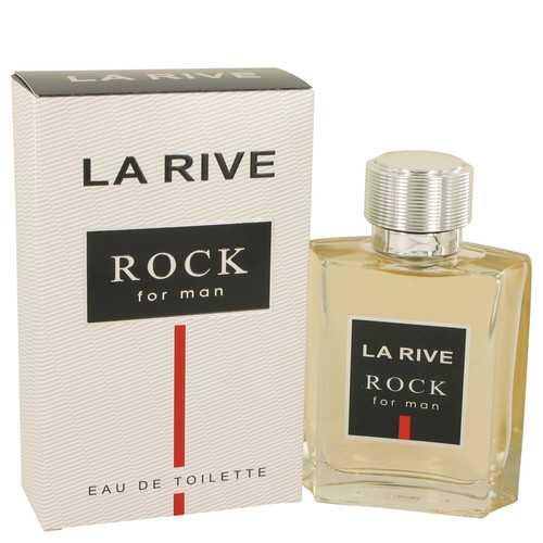 La Rive Rock by La Rive Eau De Toilette Spray 3.3 oz (Men)