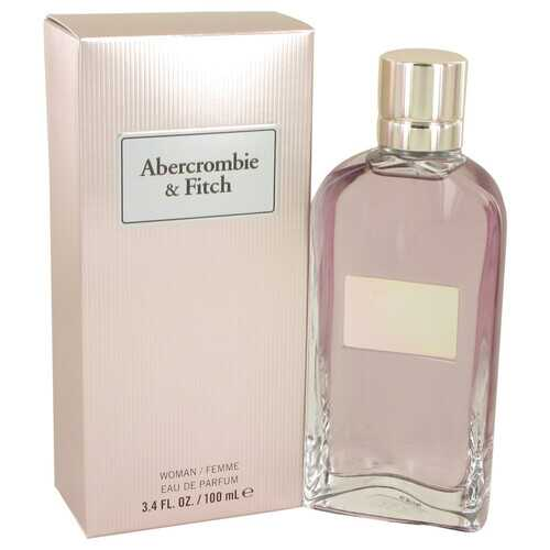 First Instinct by Abercrombie & Fitch Eau De Parfum Spray 3.4 oz (Women)