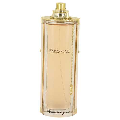Emozione by Salvatore Ferragamo Eau De Parfum Spray (Tester) 3.1 oz (Women)