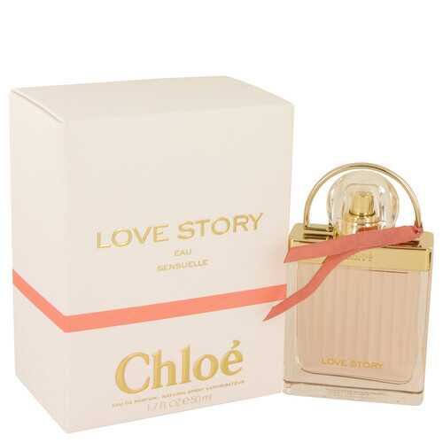 Chloe Love Story Eau Sensuelle by Chloe Eau De Parfum Spray 1.7 oz (Women)