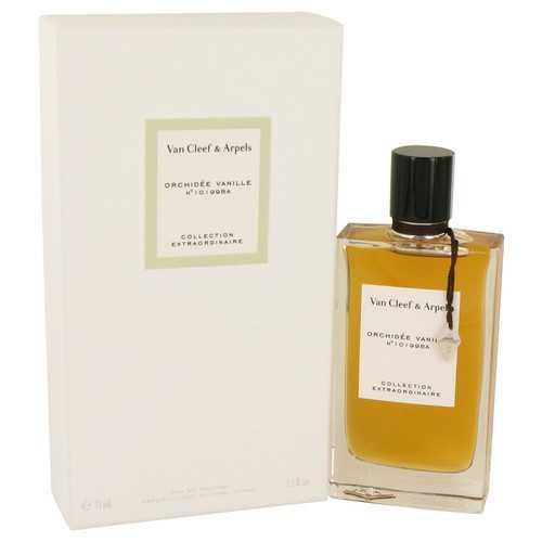 Orchidee Vanille by Van Cleef & Arpels Eau De Parfum Spray 2.5 oz (Women)
