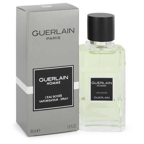 Guerlain Homme L'eau Boisee by Guerlain Eau De Toilette Spray 1.6 oz (Men)