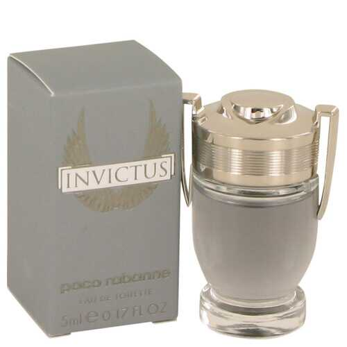 Invictus by Paco Rabanne Mini EDT .17 oz (Men)