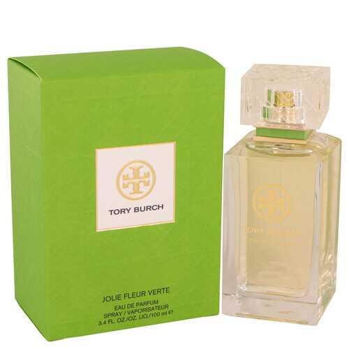Tory Burch Jolie Fleur Verte by Tory Burch Eau De Parfum Spray 3.4 oz (Women)