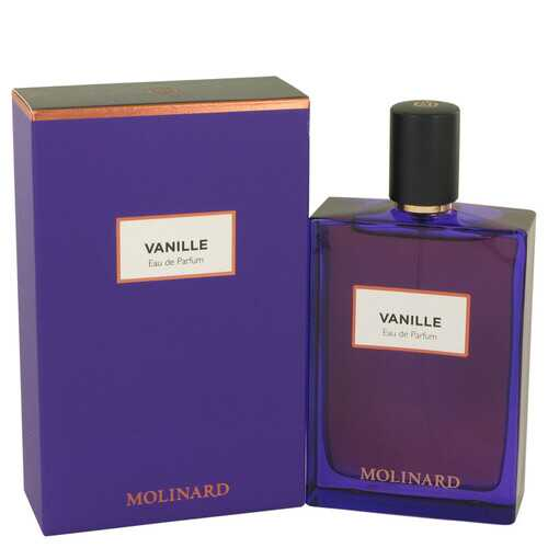 Molinard Vanille by Molinard Eau De Parfum Spray (Unisex) 2.5 oz (Women)