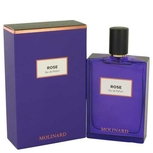 Molinard Rose by Molinard Eau De Parfum Spray (Unisex) 2.5 oz (Women)