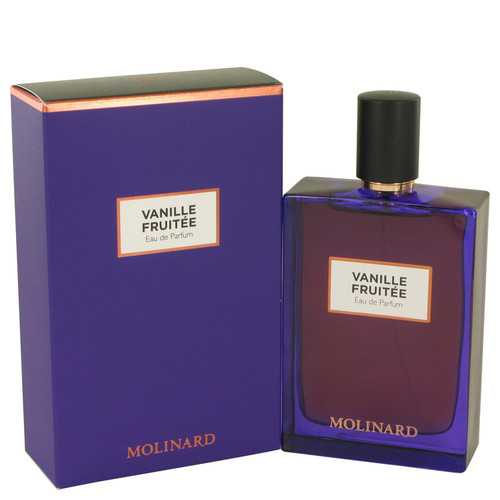 Molinard Vanille Fruitee by Molinard Eau De Parfum Spray (Unisex) 2.5 oz (Women)