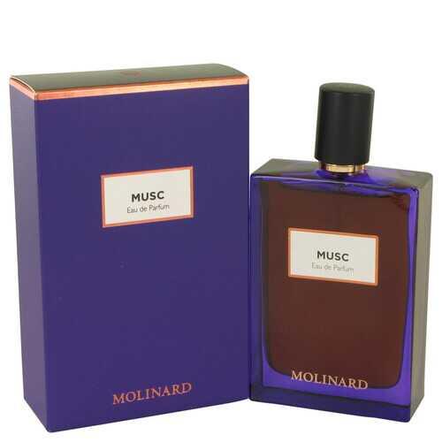 Molinard Musc by Molinard Eau De Parfum Spray (Unisex) 2.5 oz (Women)