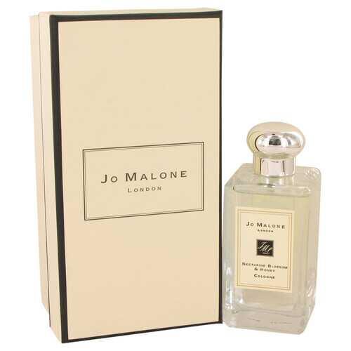 Jo Malone Nectarine Blossom & Honey by Jo Malone Cologne Spray (Unisex) 3.4 oz (Men)