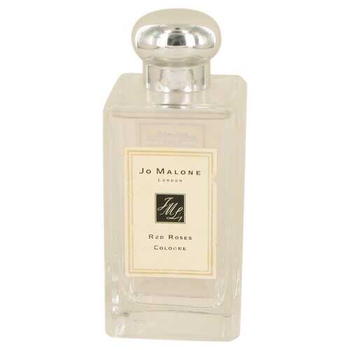 Jo Malone Red Roses by Jo Malone Cologne Spray (Unisex Unboxed) 3.4 oz (Women)