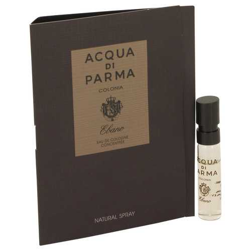 Acqua Di Parma Colonia Ebano by Acqua Di Parma Eau De Cologne Concentree Spray .05 oz (Men)