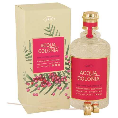 4711 Acqua Colonia Pink Pepper & Grapefruit by Maurer & Wirtz Eau De Cologne Spray 5.7 oz (Women)