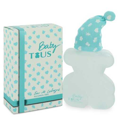 Baby Tous by Tous Eau De Cologne Spray (Alcohol Free) 3.4 oz (Women)