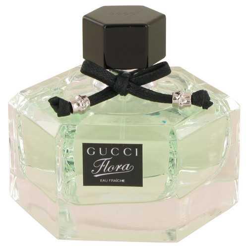 Flora by Gucci Eau De Fraiche Spray (Tester) 2.5 oz (Women)