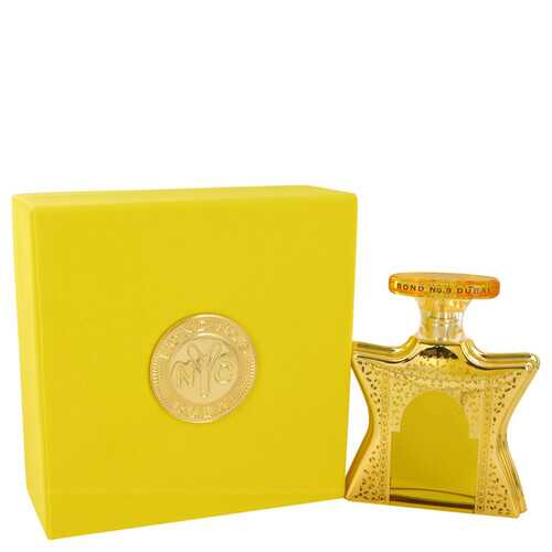 Bond No. 9 Dubai Citrine by Bond No. 9 Eau De Parfum Spray (Unisex) 3.4 oz (Women)
