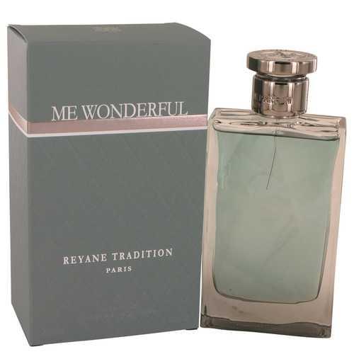 Me Wonderful by Reyane Tradition Eau De Parfum Spray 3.4 oz (Men)