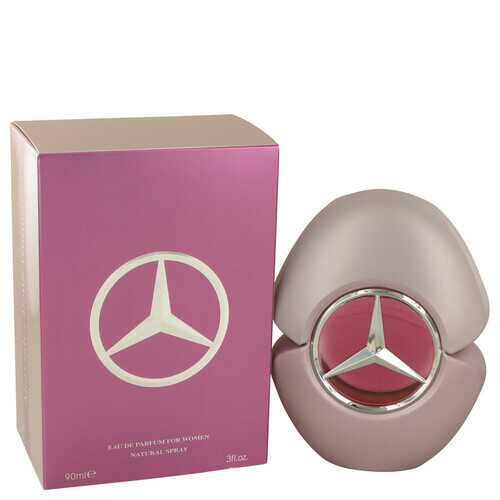 Mercedes Benz Woman by Mercedes Benz Eau De Parfum Spray 3 oz (Women)