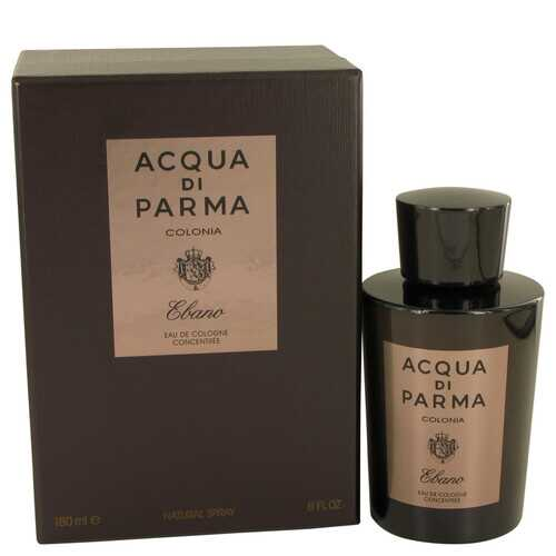 Acqua Di Parma Colonia Ebano by Acqua Di Parma Eau De Cologne Concentree Spray 6 oz (Men)