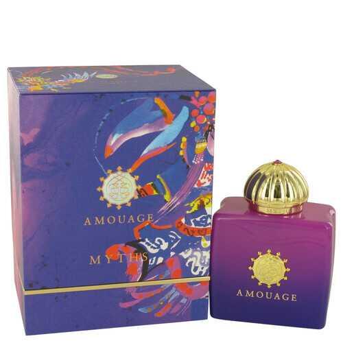 Amouage Myths by Amouage Eau De Parfum Spray 3.4 oz (Women)