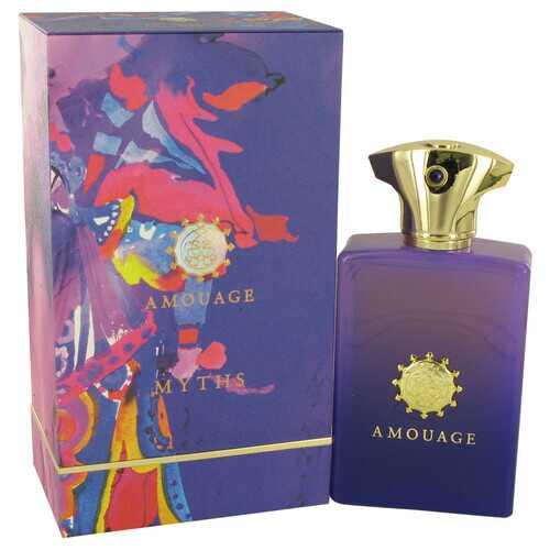 Amouage Myths by Amouage Eau De Parfum Spray 3.4 oz (Men)