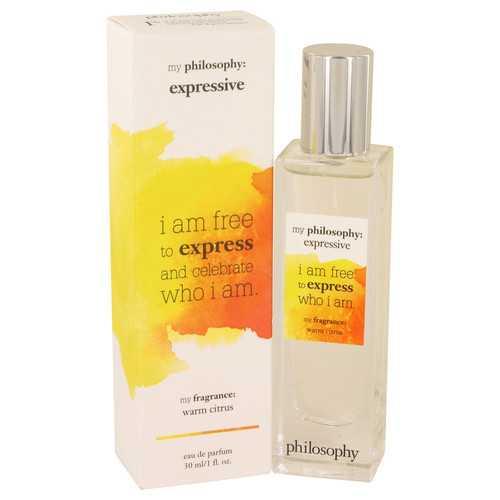 Philosophy Expressive by Philosophy Eau De Parfum Spray 1 oz (Women)