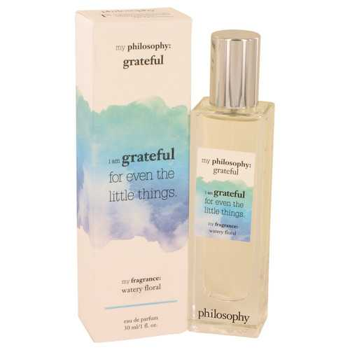 Philosophy Grateful by Philosophy Eau De Parfum Spray 1 oz (Women)