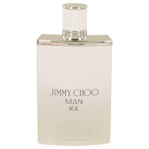 Jimmy Choo Ice by Jimmy Choo Eau De Toilette Spray (Tester) 3.4 oz (Men)