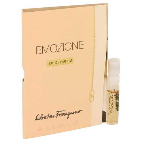 Emozione by Salvatore Ferragamo Vial (sample) .05 oz (Women)