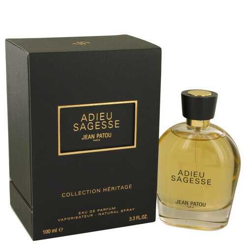 Adieu Sagesse by Jean Patou Eau De Parfum Spray 3.3 oz (Women)