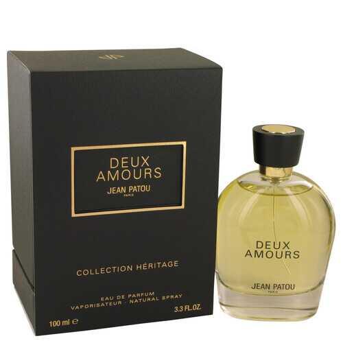 Deux Amours by Jean Patou Eau DE Parfum Spray 3.3 oz (Women)