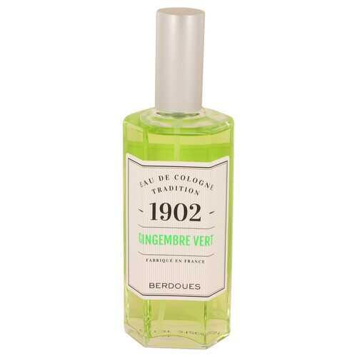 1902 Gingembre Vert by Berdoues Eau De Cologne Spray (unboxed) 4.2 oz (Women)