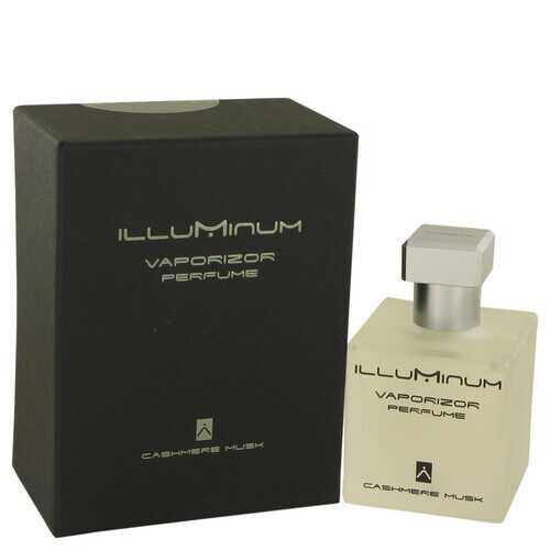 Illuminum Cashmere Musk by Illuminum Eau De Parfum Spray 3.4 oz (Women)