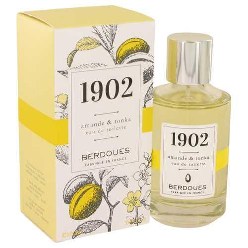 1902 Amande & Tonka by Berdoues Eau De Toilette Spray 3.38 oz (Women)