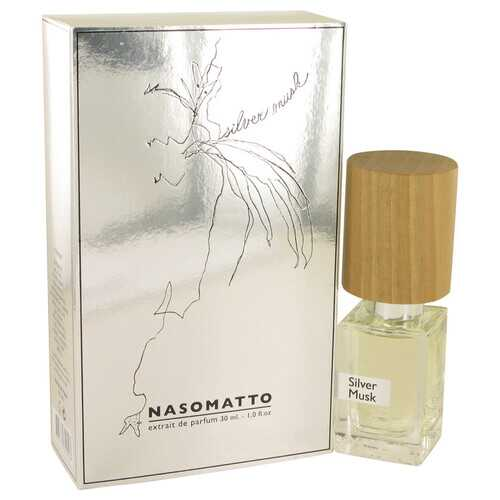 Nasomatto Silver Musk by Nasomatto Extrait De Parfum (Pure Perfume) 1 oz (Women)