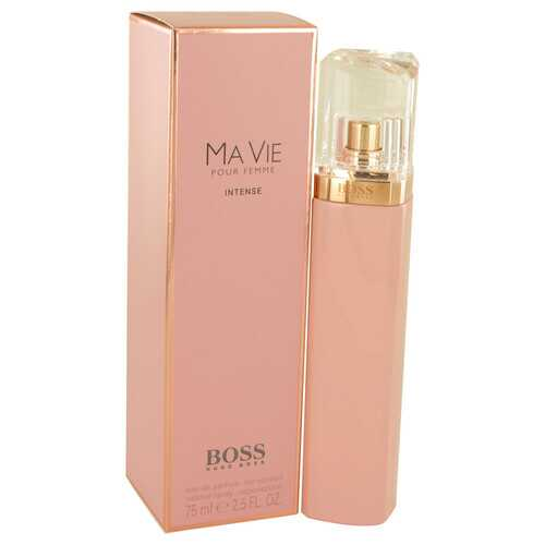 Boss Ma Vie Intense by Hugo Boss Eau De Parfum Spray 2.5 oz (Women)