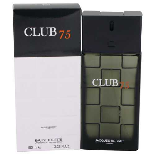 Jacques Bogart Club 75 by Jacques Bogart Eau De Toilette Spray 3.33 oz (Men)