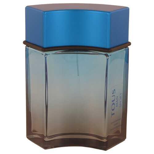 Tous Man Sport by Tous Eau De Toilette Spray (Tester) 3.4 oz (Men)