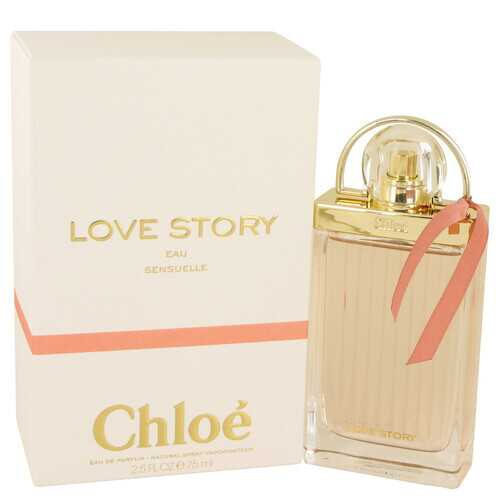 Chloe Love Story Eau Sensuelle by Chloe Eau De Parfum Spray 2.5 oz (Women)