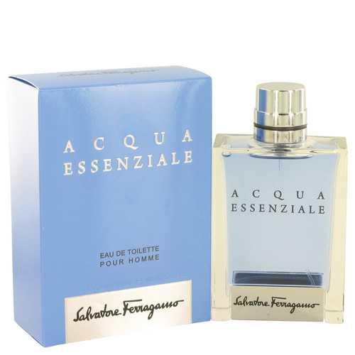 Acqua Essenziale by Salvatore Ferragamo Mini EDT .17 oz (Men)