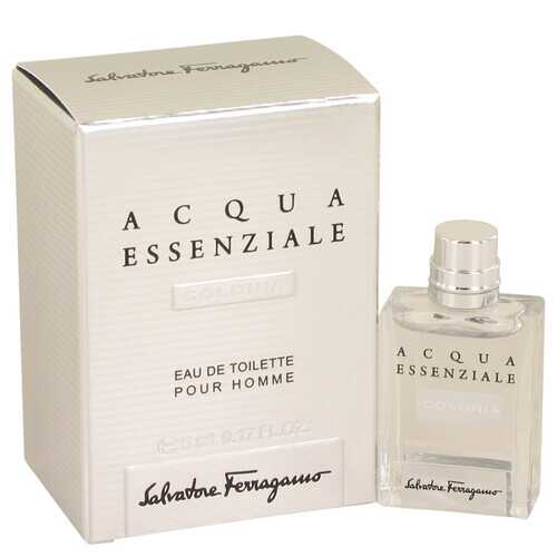 Acqua Essenziale Colonia by Salvatore Ferragamo Mini EDT .17 oz (Men)